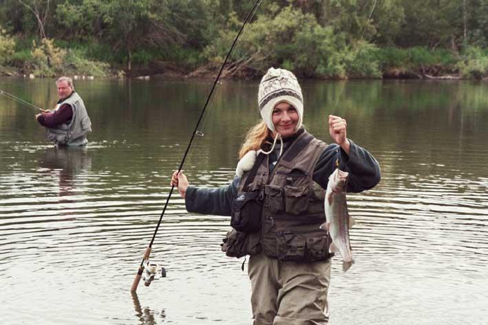 что нужно брать для рыбалки на реке