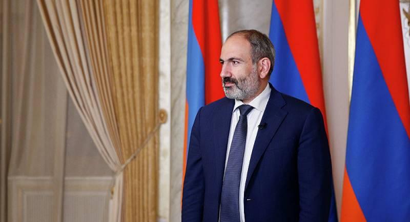 Армения: премьер-министр Пашинян объявил об отставке