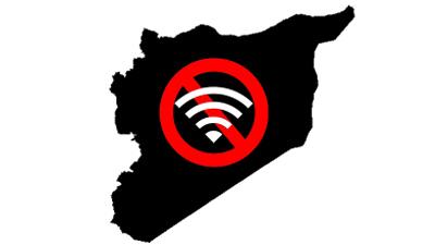 Сирия осталась без сети и сотовой связи