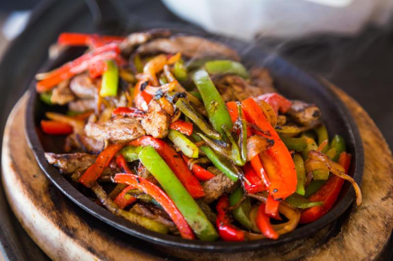 Изображение рецепта Фахитас с курицей