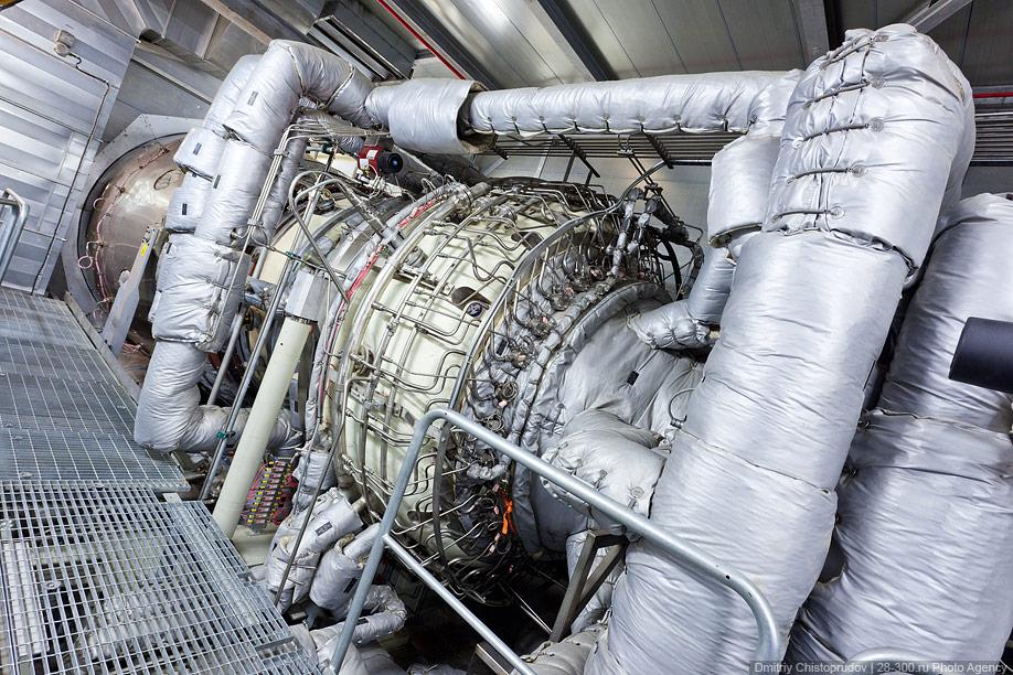 689 Как украсть новейшую газотурбинную теплоэлектростанцию?