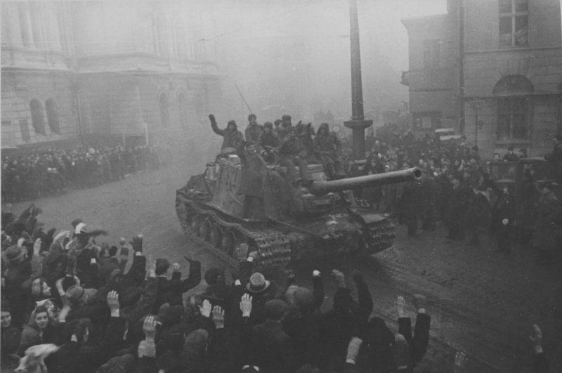 Семидесятилетие освобождения Варшавы от фашистов: праздник простых людей