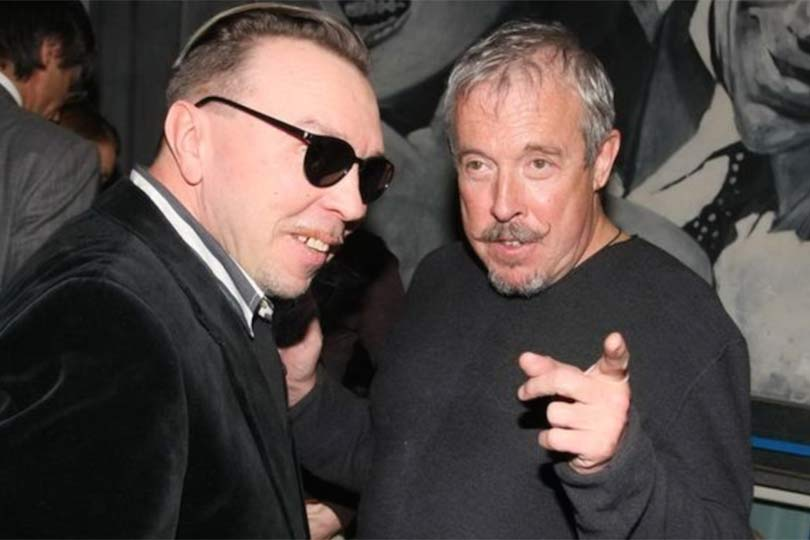 Сукачёв и Макаревич заочно п…