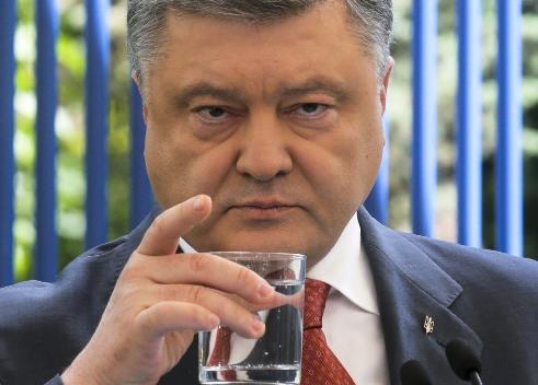 Как Порошенко с Путиным борется. Александр Роджерс