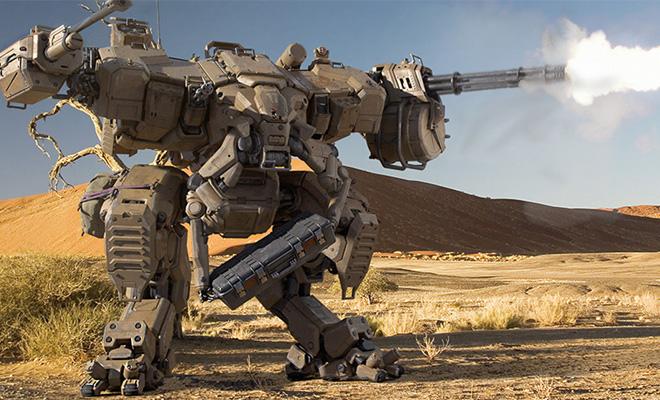 Боевые роботы России: стальная армия
