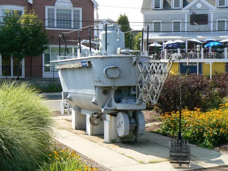 Подводная лодка Explorer (США)