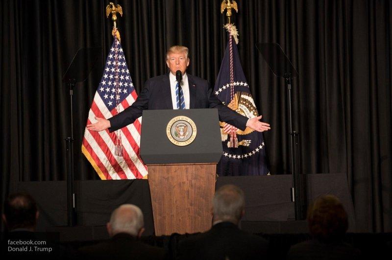 «Мы в осаде»: Трамп о борьбе с политическими противниками