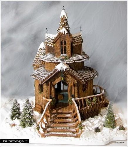 Соревнования пряничных домиков
