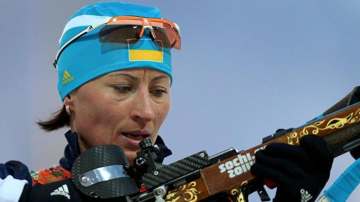 Украинская биатлонистка прокомментировала допинговый скандал в сборной России