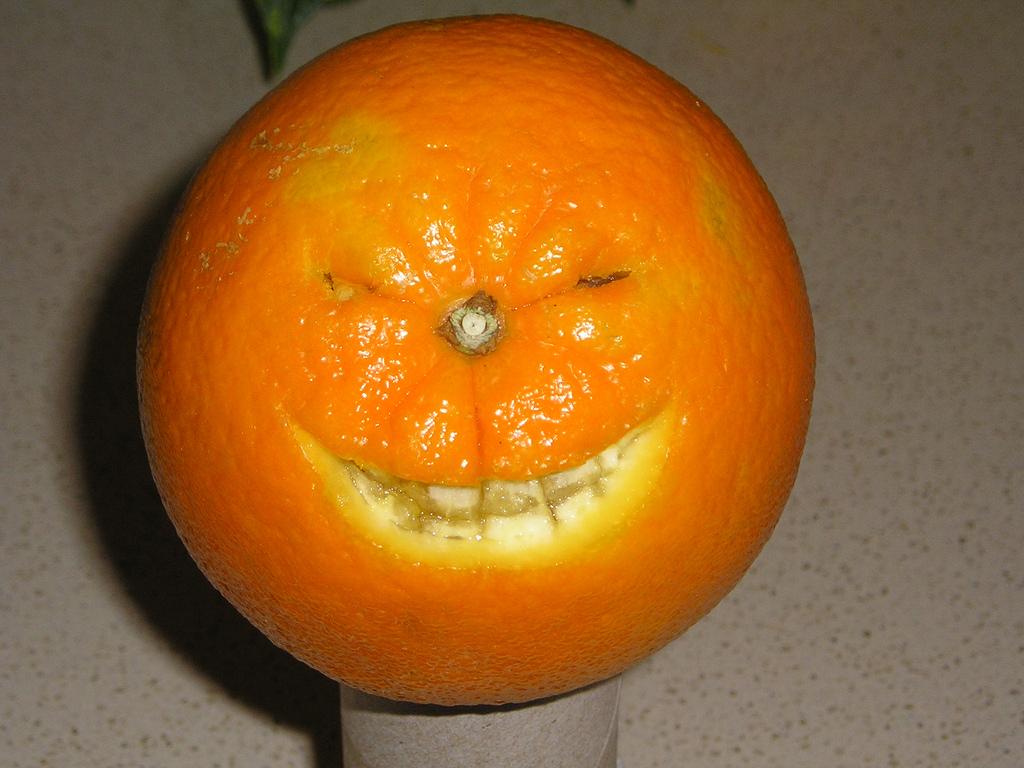 1059 Смешные фрукты