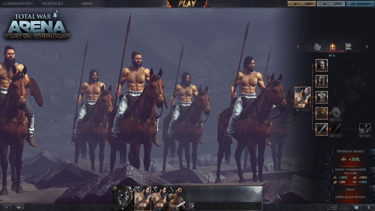 Первый взгляд на Total War: Arena