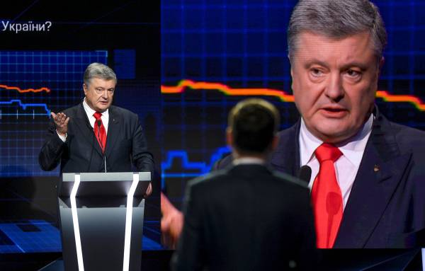 Порошенко пообещал украинцам…
