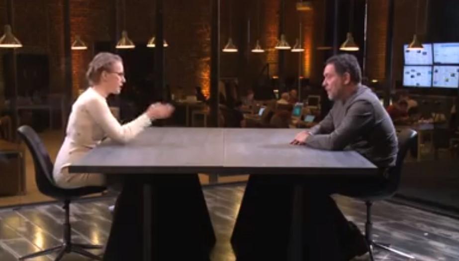 Собчак и Шевченко горячо поспорили, кто генетическое отребье, а кто нет (феерическое видео)