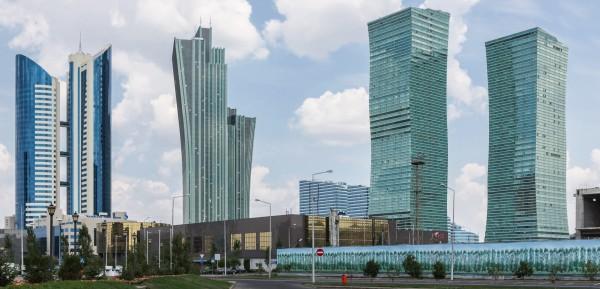 Столицу Казахстана вновь пер…