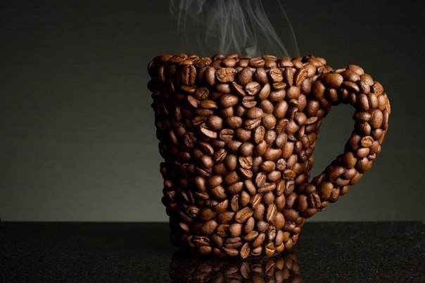 Использованный кофе — необычное применение