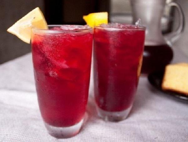 Красный чай с имбирем — после праздников лучший напиток!