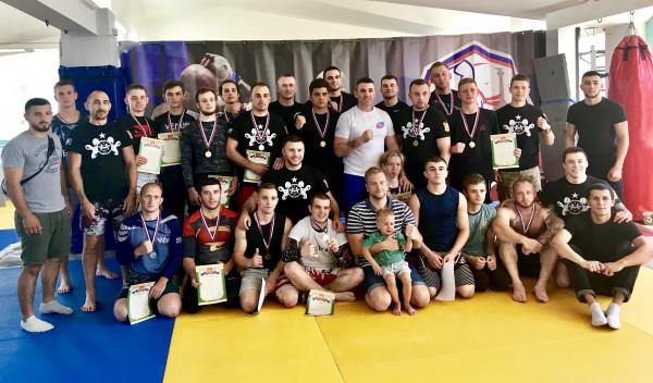 Борцовский чемпионат в Севастополе