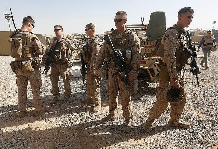 СМИ: Американская армия готовится к столкновению с глобальными конкурентами