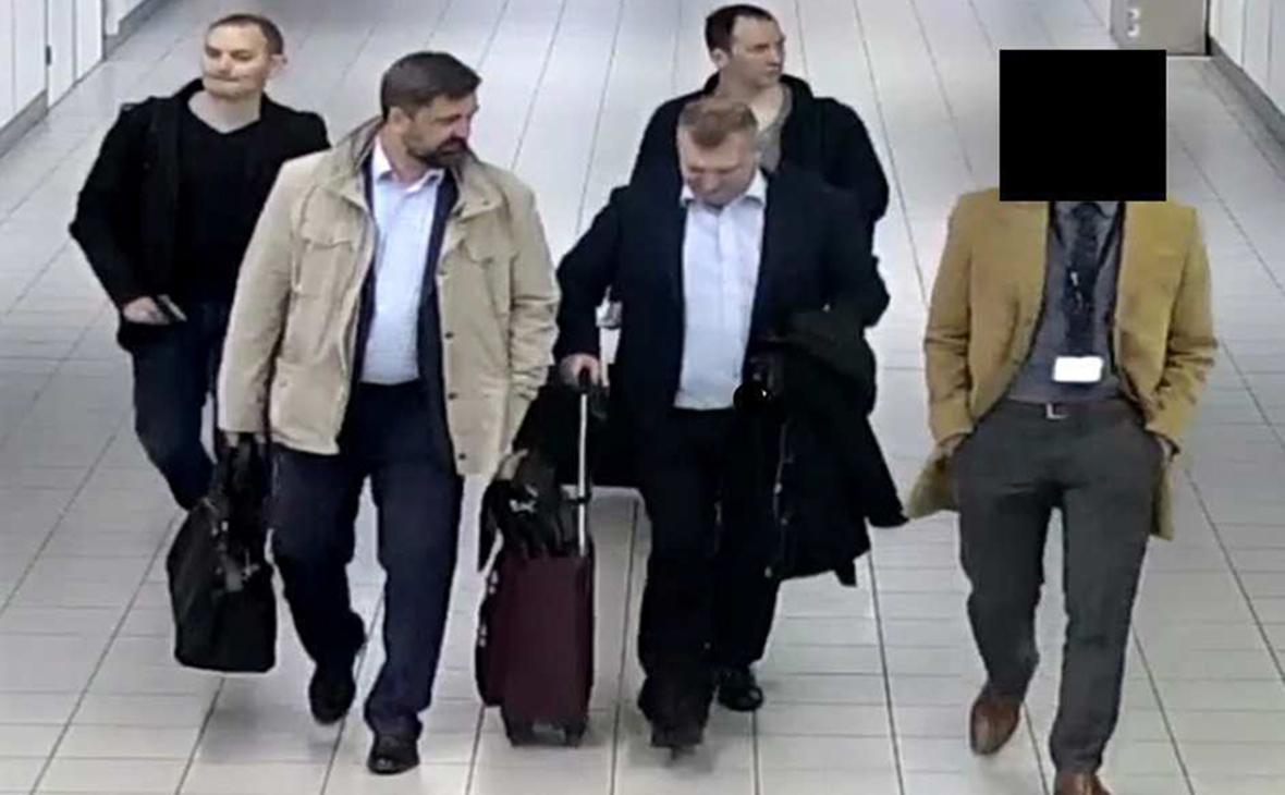 «Российская разведка съехала…