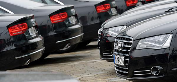 Госкомпаниям могут запретить покупку импортных автомобилей