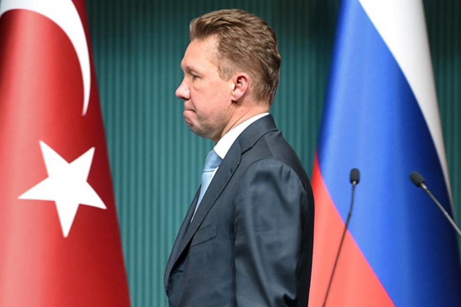 """""""Газпром"""" получил официальное разрешение на вторую нитку """"Турецкого потока"""""""