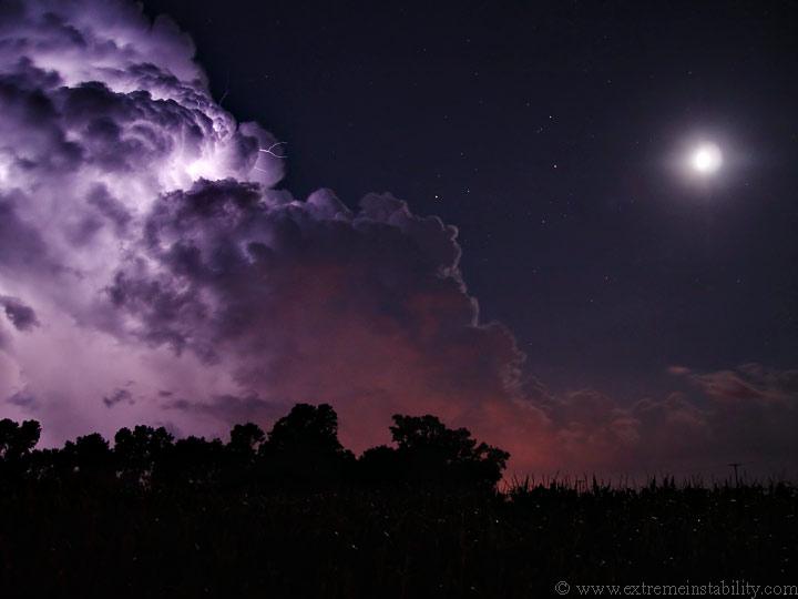 14104 Когда бьет молния