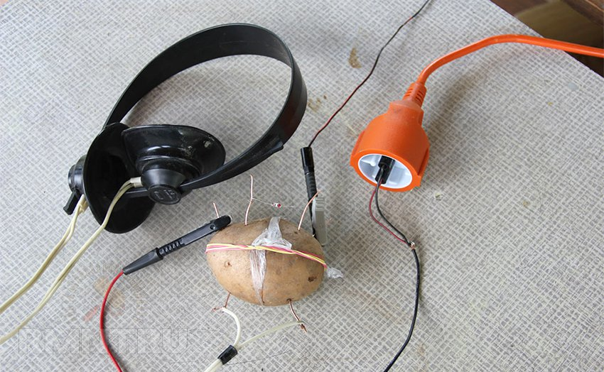 Как из подручных средств сделать радио