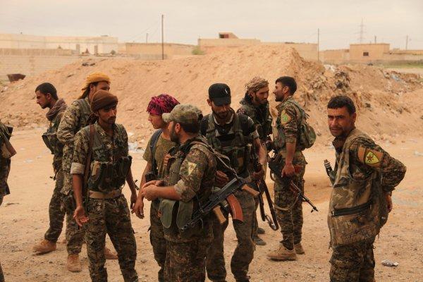 Война в Сирии: САА при поддержке ВКС РФ закрепились на восточном берегу Евфрата