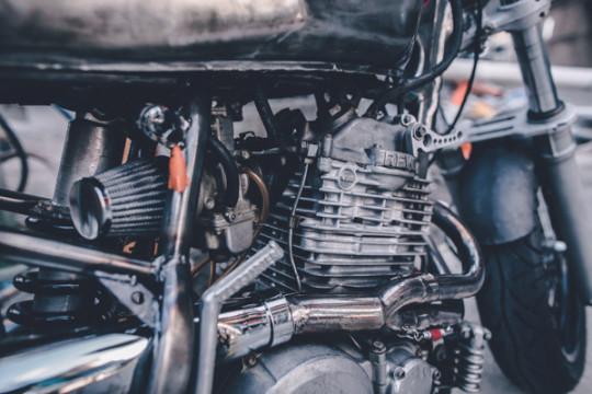 Двигатель Honda XR600