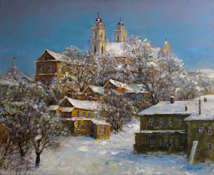 2382183_Samysenko_Sergei_Olegovich_Starii_dvorik_Minska (700x571, 352Kb)