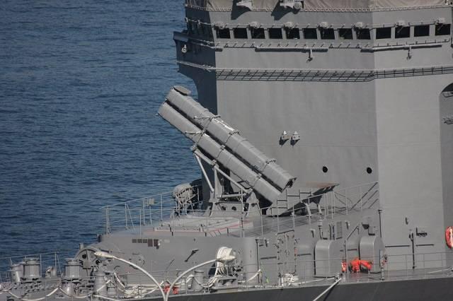 ВМС Японии испытали сверхзвуковую противокорабельную ракету XSSM