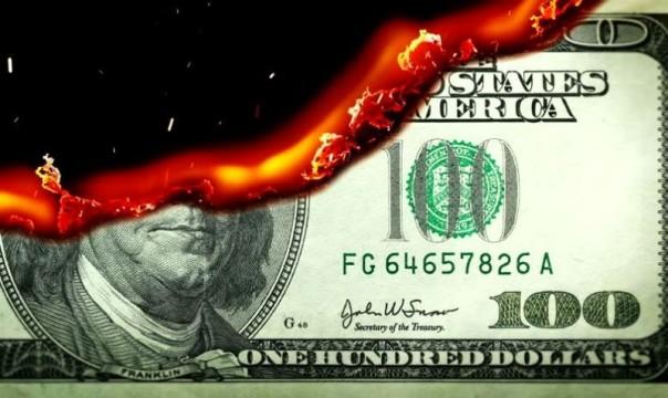 Доллар от краха должна спасти новая война