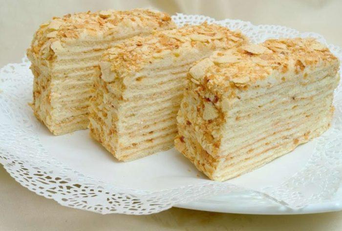 Девять лучших тортов нашей м…