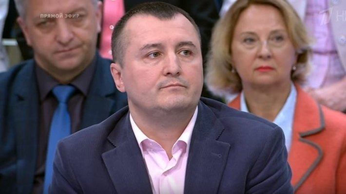Украинец Запорожский не поде…