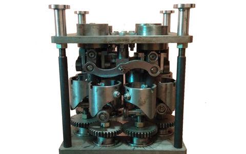 В Сколково заново изобрели двигатель внутреннего сгорания