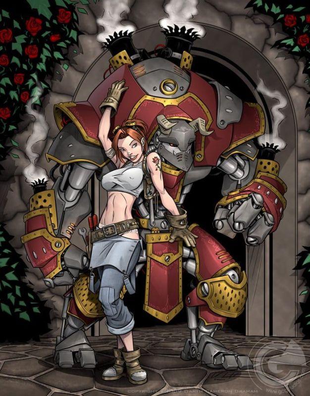 Принцессы из сказок меняют имидж  и становятся героинями боевиков