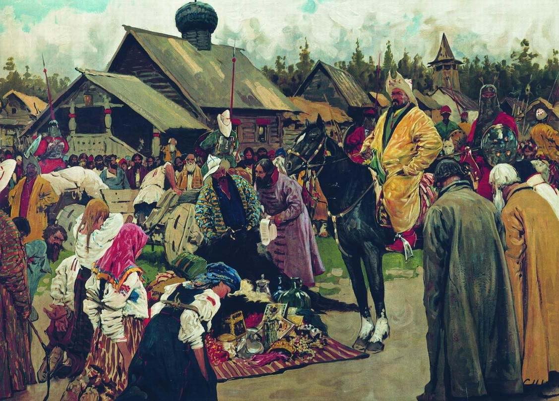 Новгородская земля в системе ордынской государственности