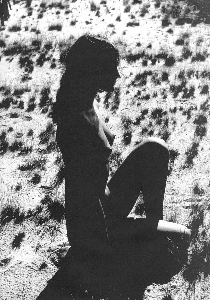 «Цветы среди цветов» Римантаса Дихавичюса – первые фотографии ню в СССР 10