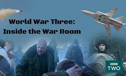 Третья мировая война началас…