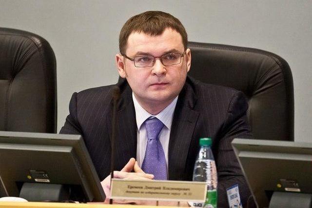 Спикер тюменской гордумы Дмитрий Еремеев получил штраф в 200 тыс рублей за смертельное ДТП