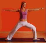Йога. 10 основных упражнений для женского здоровья