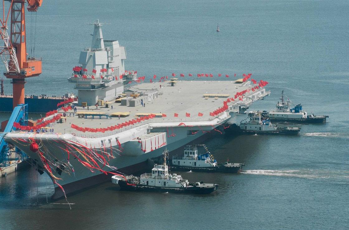 Китай обиделся на Россию из-за своего авианосца