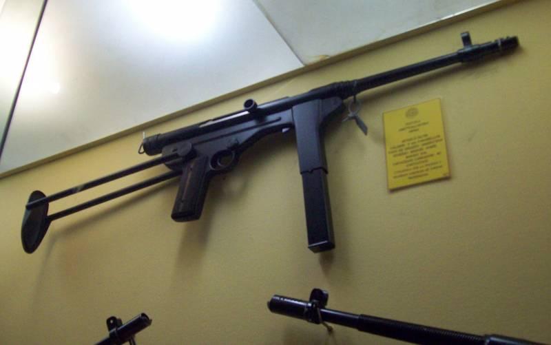 Пистолеты-пулемёты MEMS M-52/60 и M-67 (Аргентина)