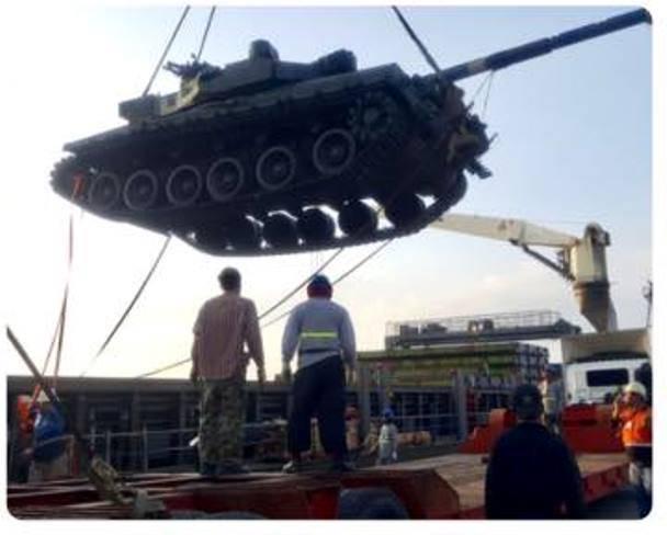 Таиланд получил из Украины очередные «Оплоты»