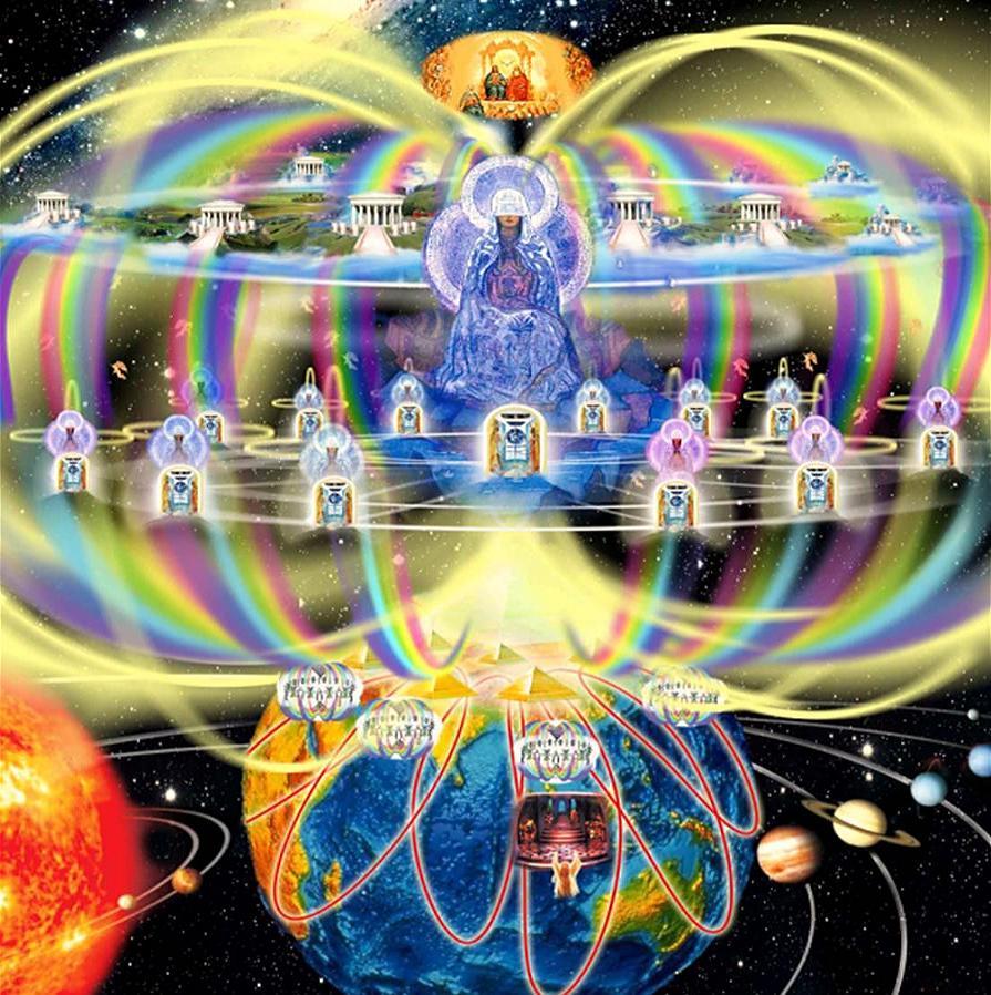 Человечество создаст собственную Вселенную и перейдёт в многомерный мир