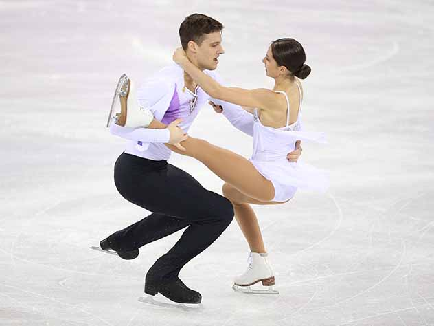 Российские спортсмены завоевали вторую медаль на Олимпиаде-2018