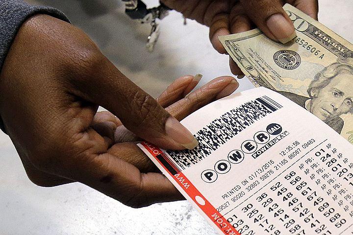 В США разыгрывают в лотерею полмиллиарда долларов - попробуем угадать числа и выиграть!