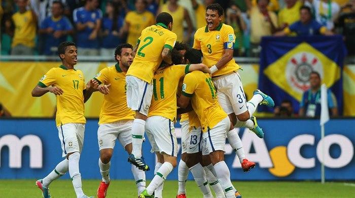 ФИФА предполагает, что матч Бразилия - Камерун может быть договорным