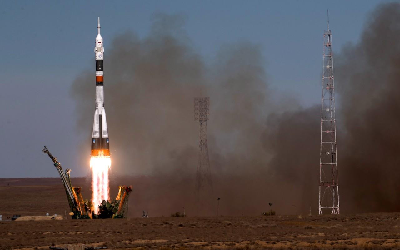Первая авария ракеты «Союз» …