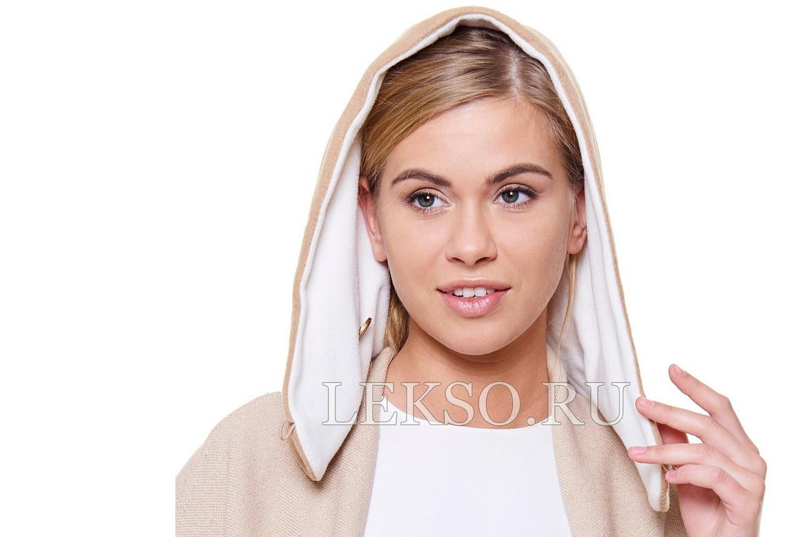 Головной убор «Wolka» модный тренд своими руками, выкройка 4